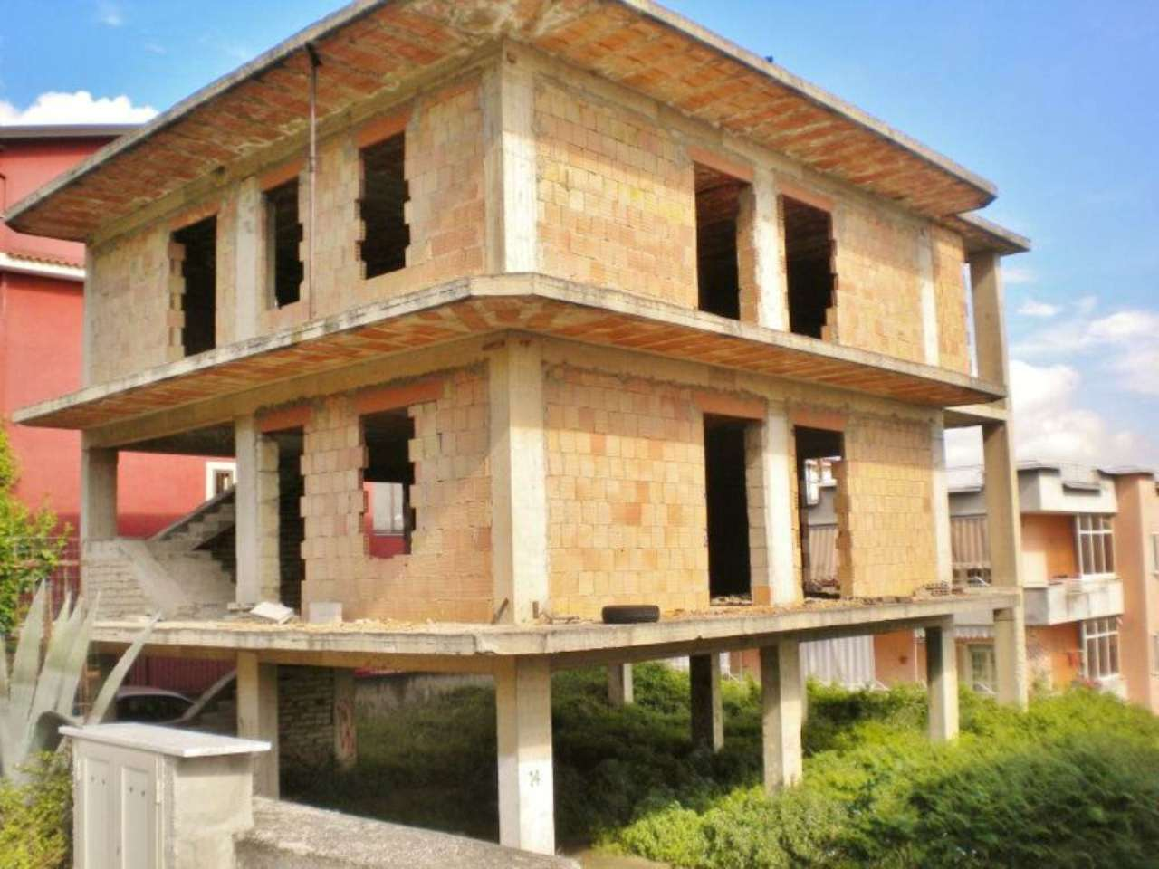 Immobile Commerciale in vendita a Quarto, 20 locali, prezzo € 250.000 | Cambio Casa.it