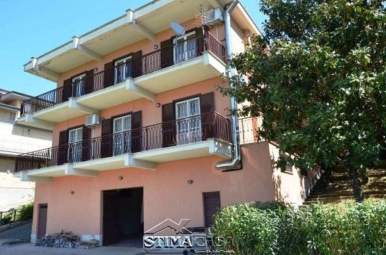Villa in vendita a Mentana, 6 locali, prezzo € 470.000 | Cambio Casa.it