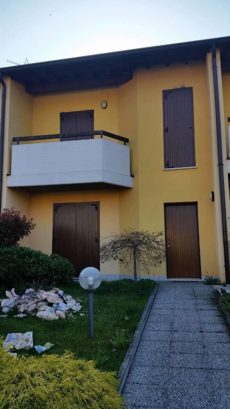 Villa a Schiera in Vendita a Calvagese della Riviera