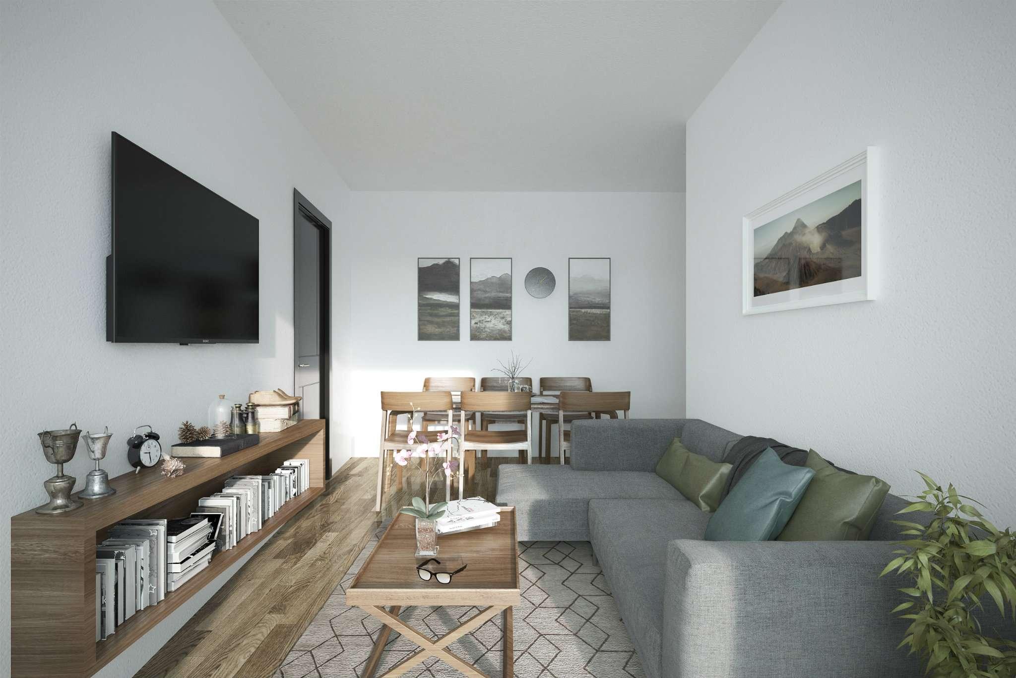 Terratetto - Terracielo in vendita 5 vani 81 mq.  via dei bassi Firenze
