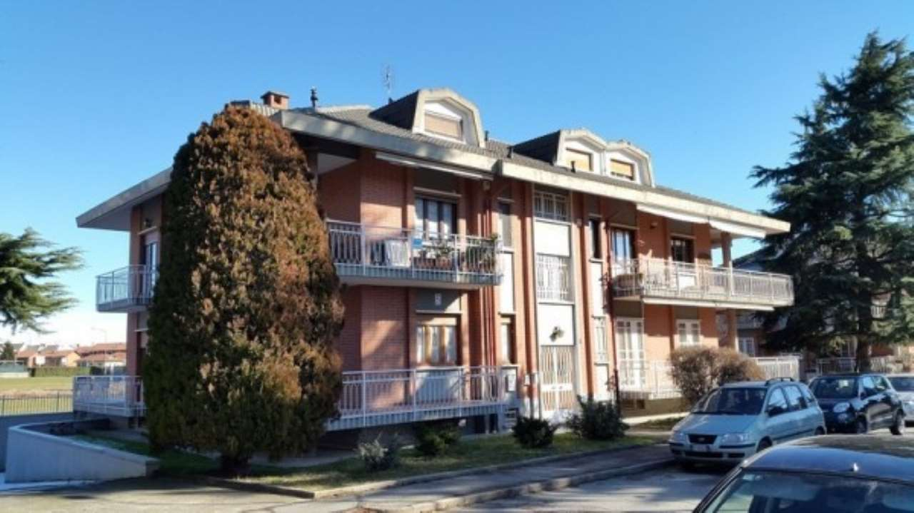 Attico / Mansarda in affitto a Piossasco, 3 locali, prezzo € 450 | Cambio Casa.it