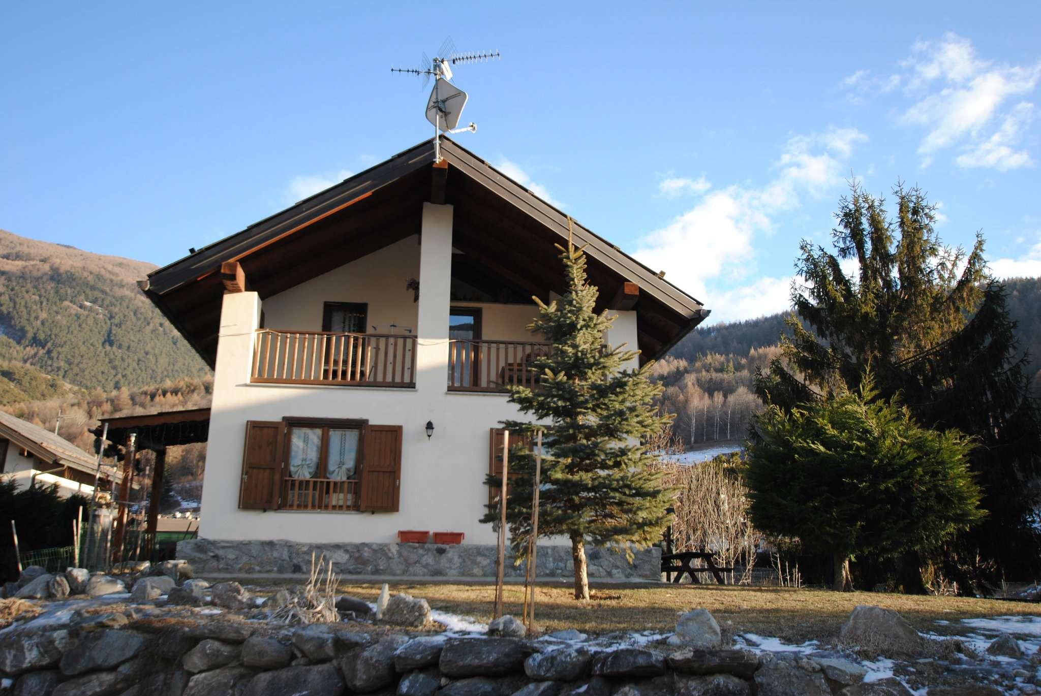 Villa in vendita a Oulx, 5 locali, prezzo € 300.000 | Cambio Casa.it