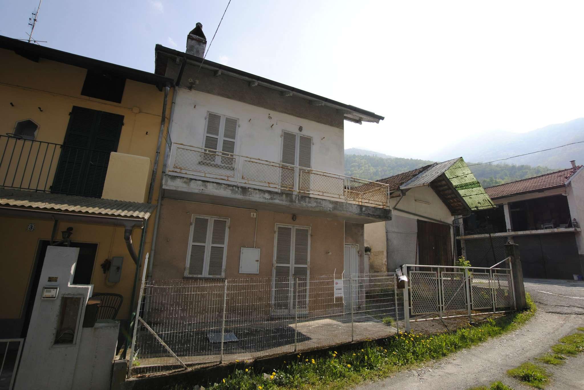 Rustico / Casale in Vendita a Villar Focchiardo