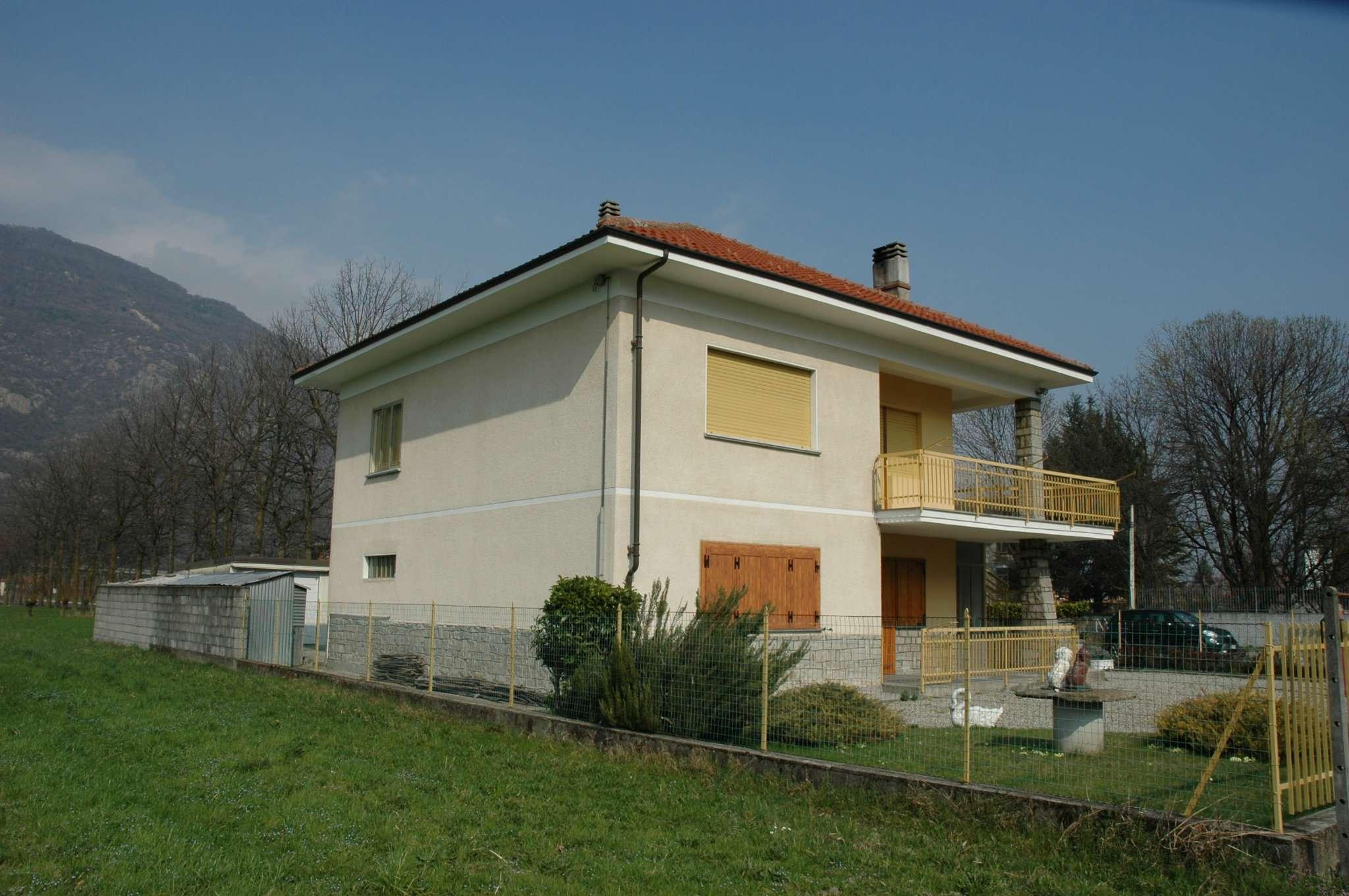 Soluzione Indipendente in vendita a Sant'Antonino di Susa, 7 locali, prezzo € 235.000 | CambioCasa.it