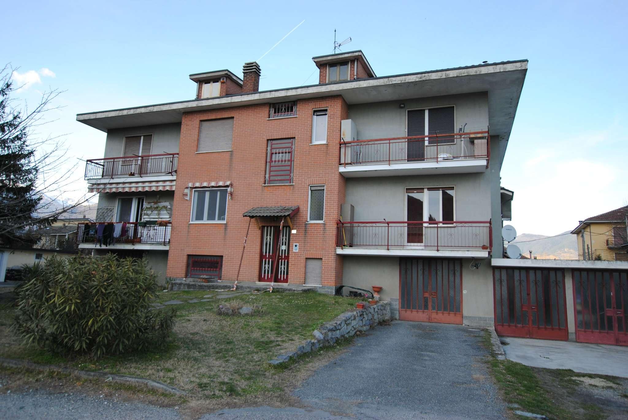 Appartamento in vendita a Sant'Ambrogio di Torino, 2 locali, prezzo € 115.000 | Cambio Casa.it