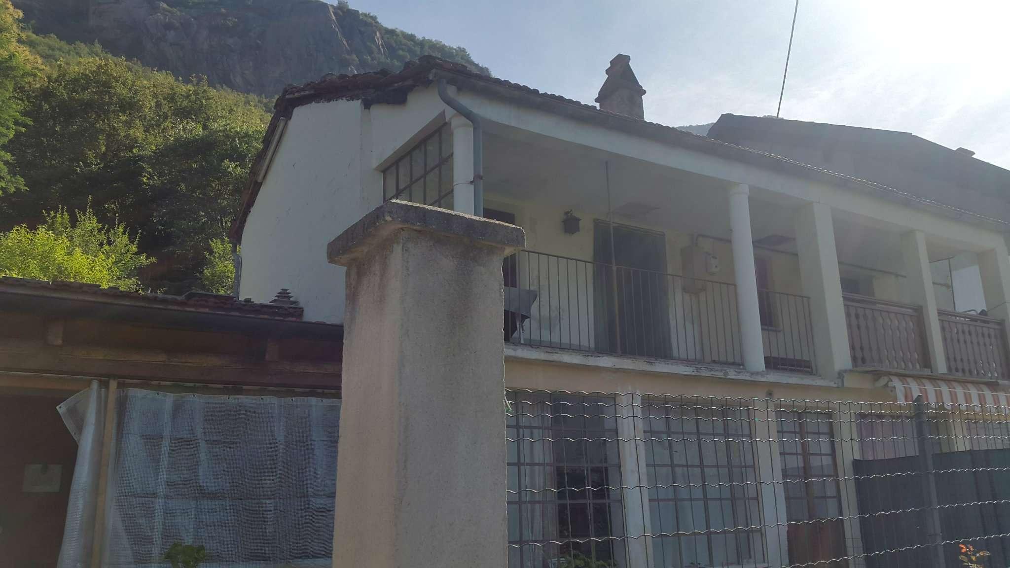 Soluzione Semindipendente in vendita a Borgone Susa, 3 locali, prezzo € 100.000 | Cambio Casa.it