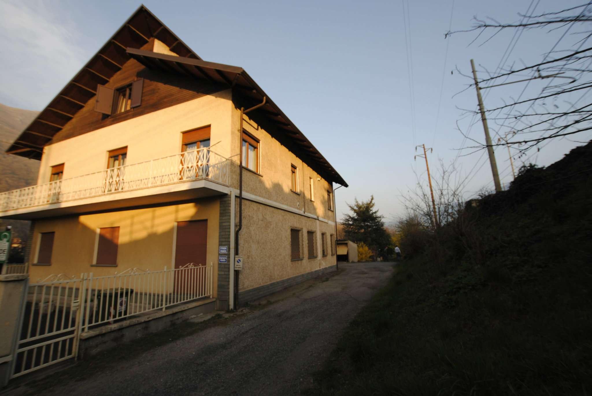 Appartamento in vendita a Borgone Susa, 7 locali, prezzo € 138.500 | Cambio Casa.it