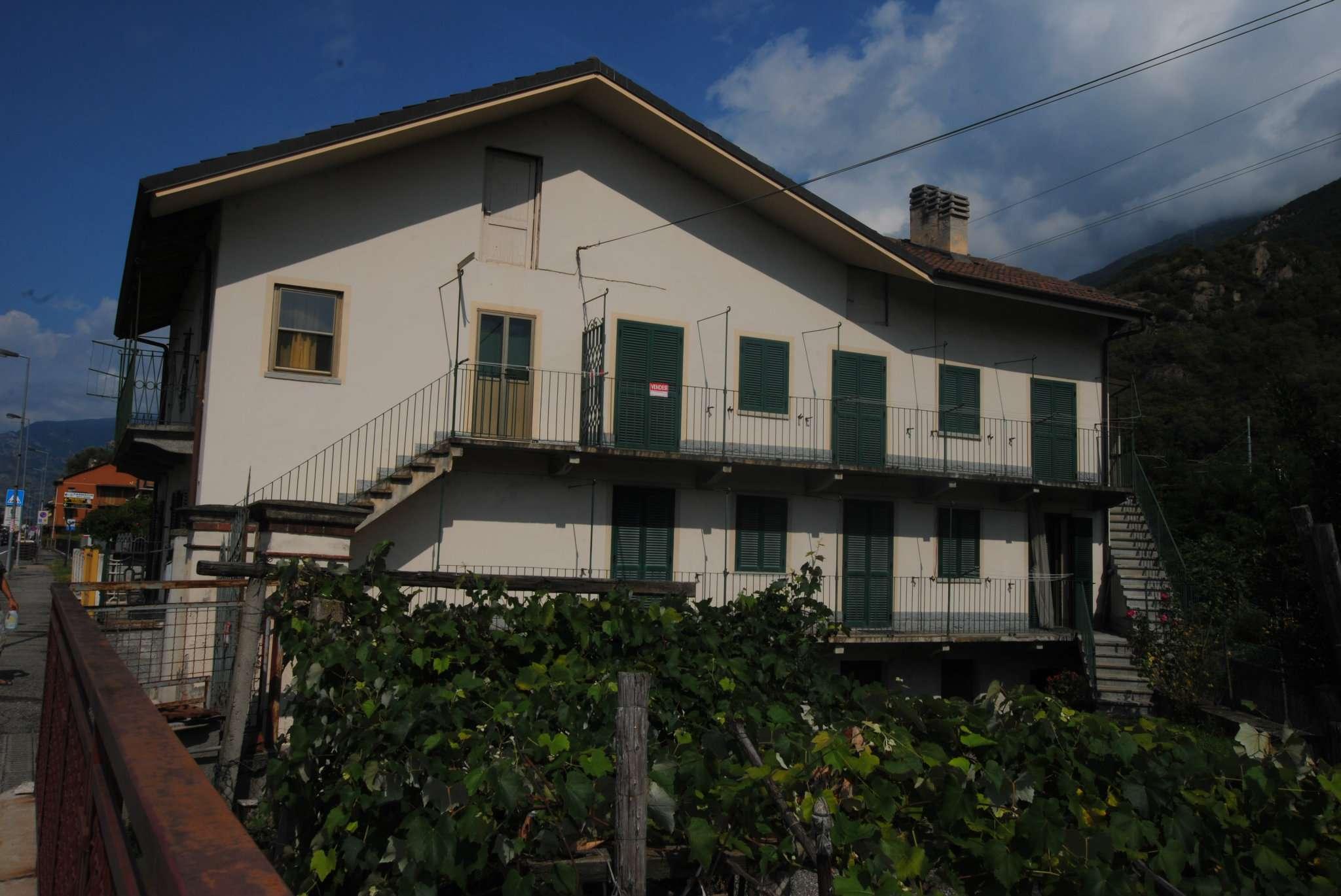 Soluzione Semindipendente in vendita a Borgone Susa, 6 locali, prezzo € 149.000 | CambioCasa.it
