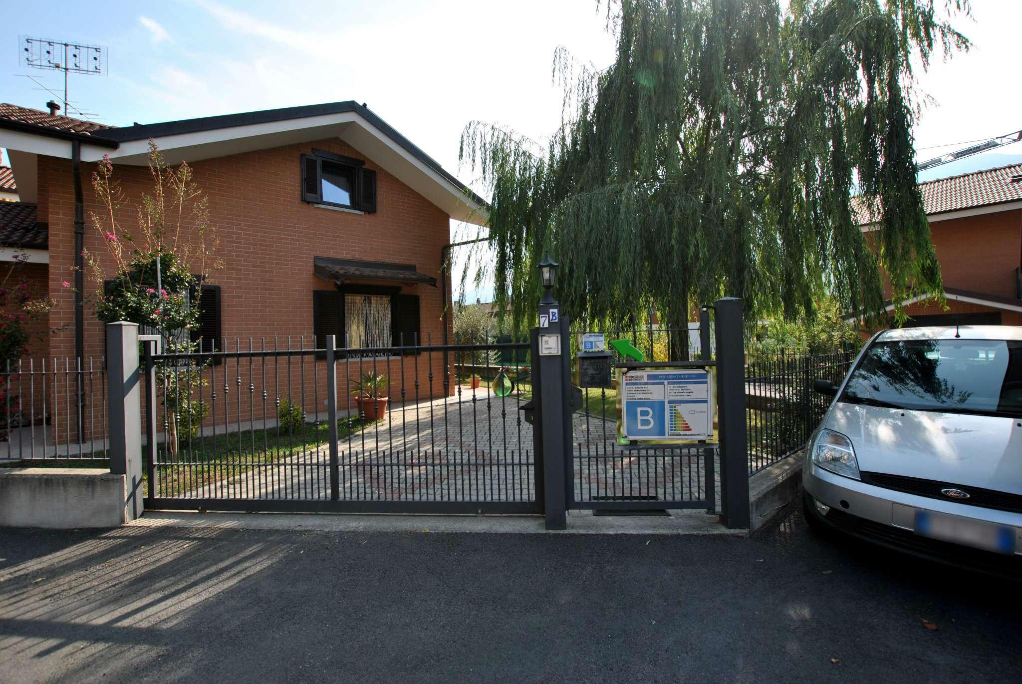 Villa in Vendita a Borgone Susa
