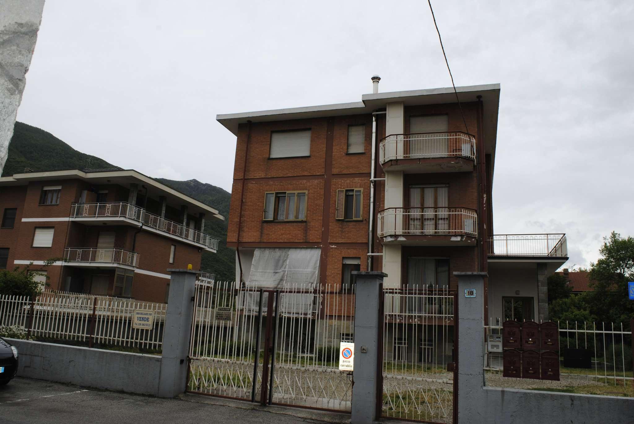 Appartamento in vendita a Sant'Antonino di Susa, 3 locali, prezzo € 55.000 | CambioCasa.it