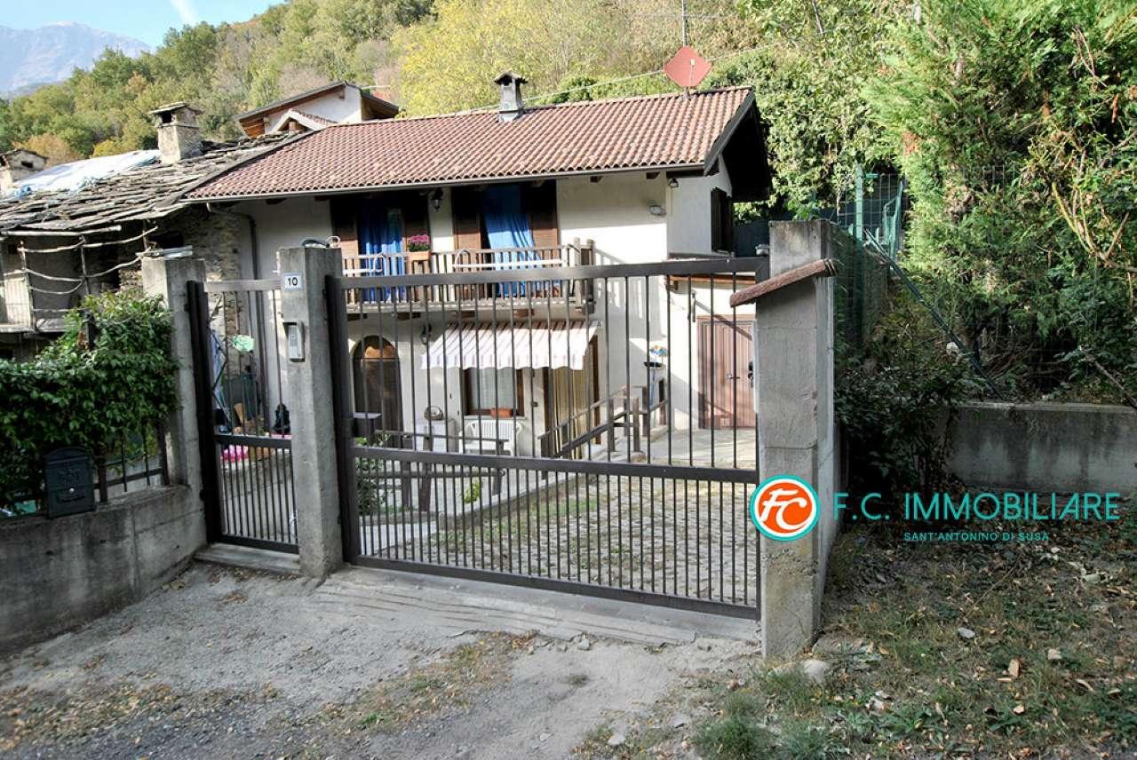 Foto 1 di Porzione di casa Frazione Gaudietti 10, San Didero