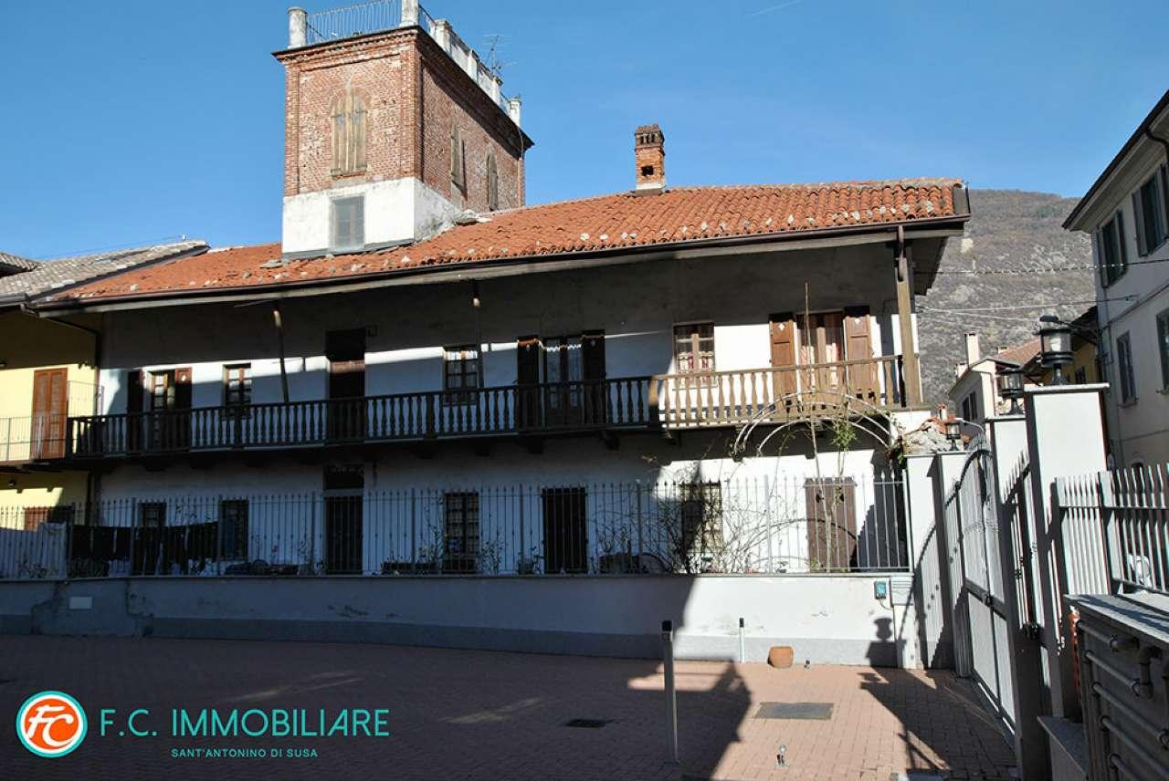 Soluzione Semindipendente in vendita a Sant'Antonino di Susa, 7 locali, prezzo € 118.000 | CambioCasa.it