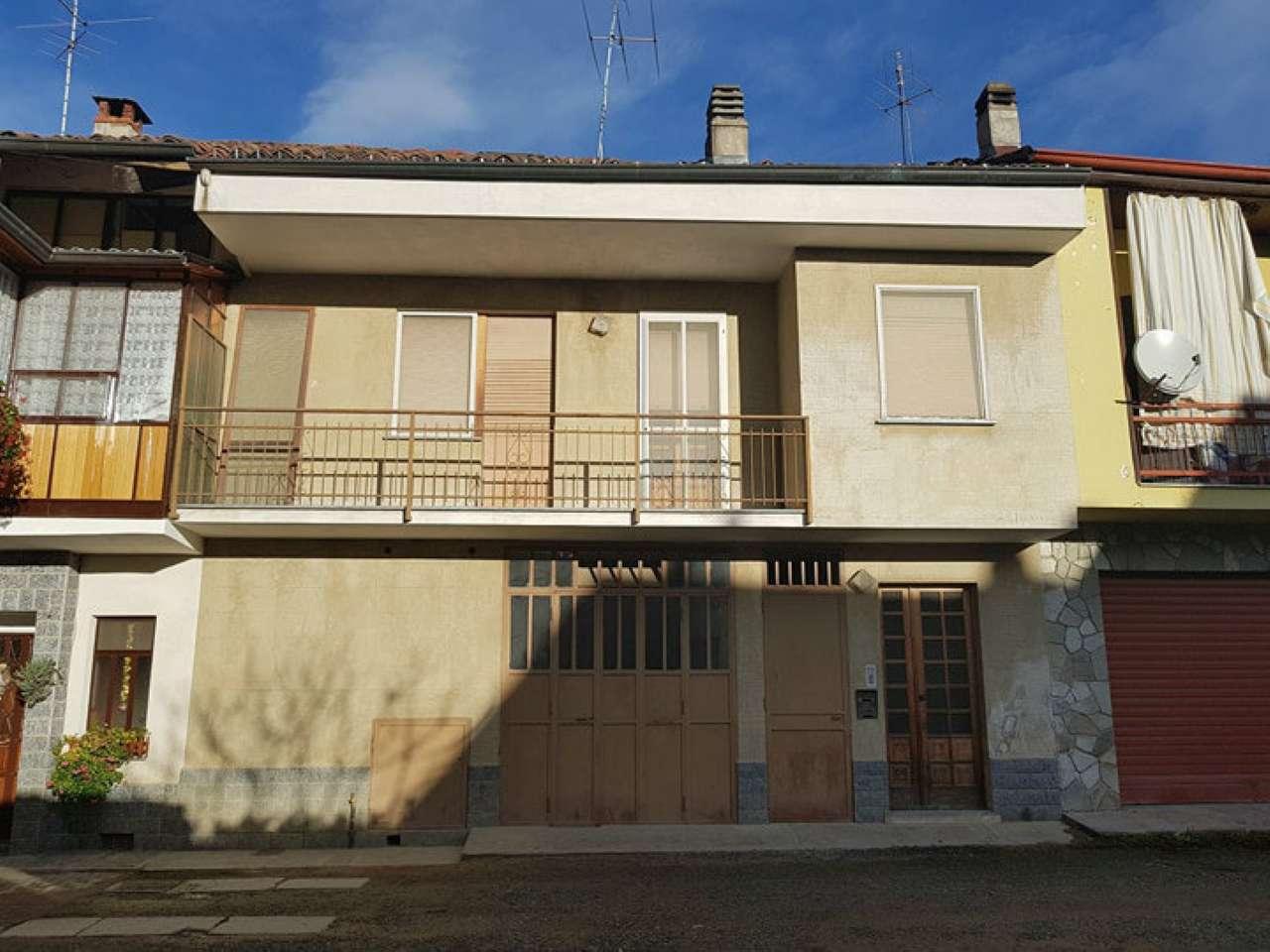 Foto 1 di Porzione di casa vicolo dei Fiori 12, Barbania