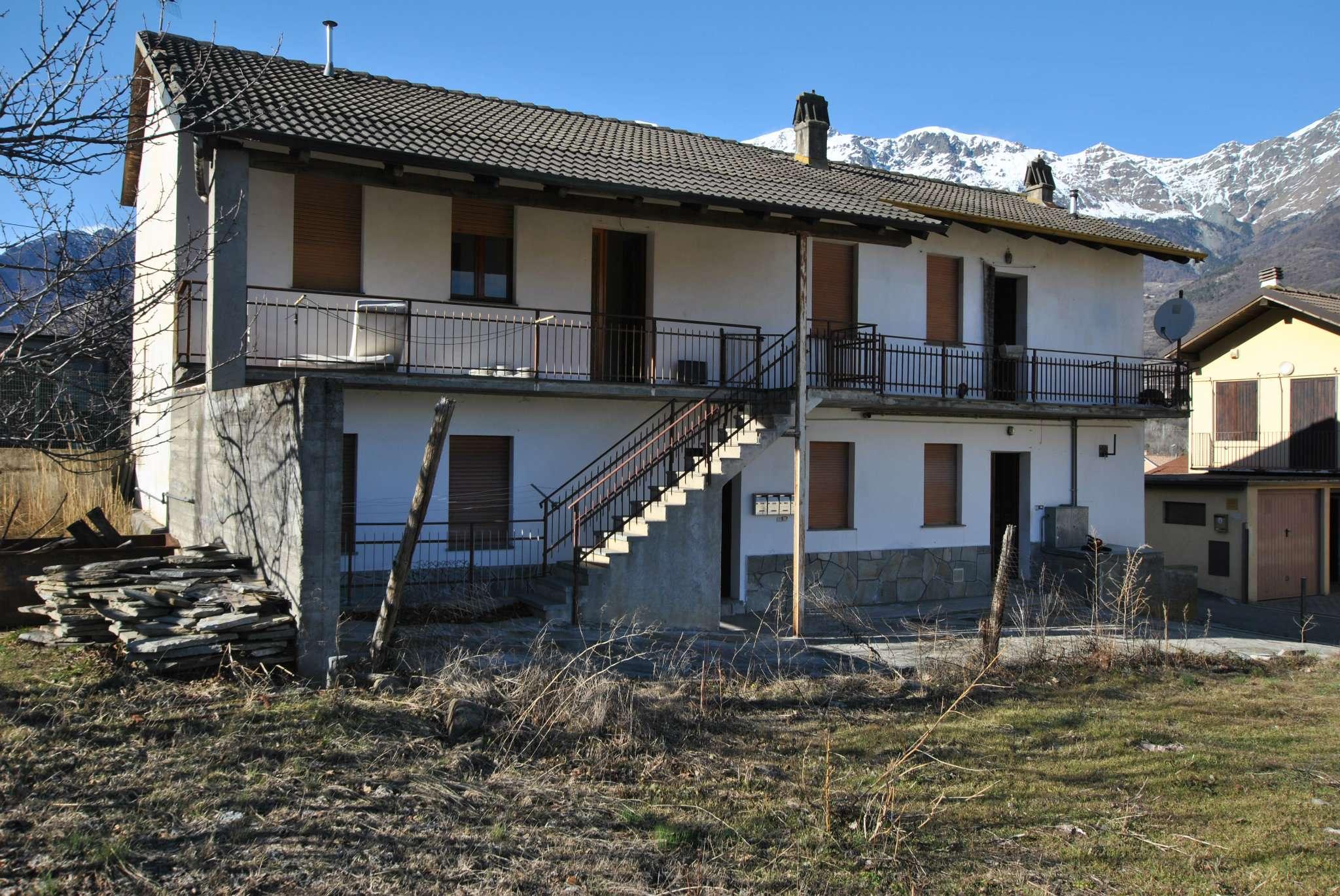 Foto 1 di Stabile - Palazzo via Trattenero 15, San Giorio Di Susa