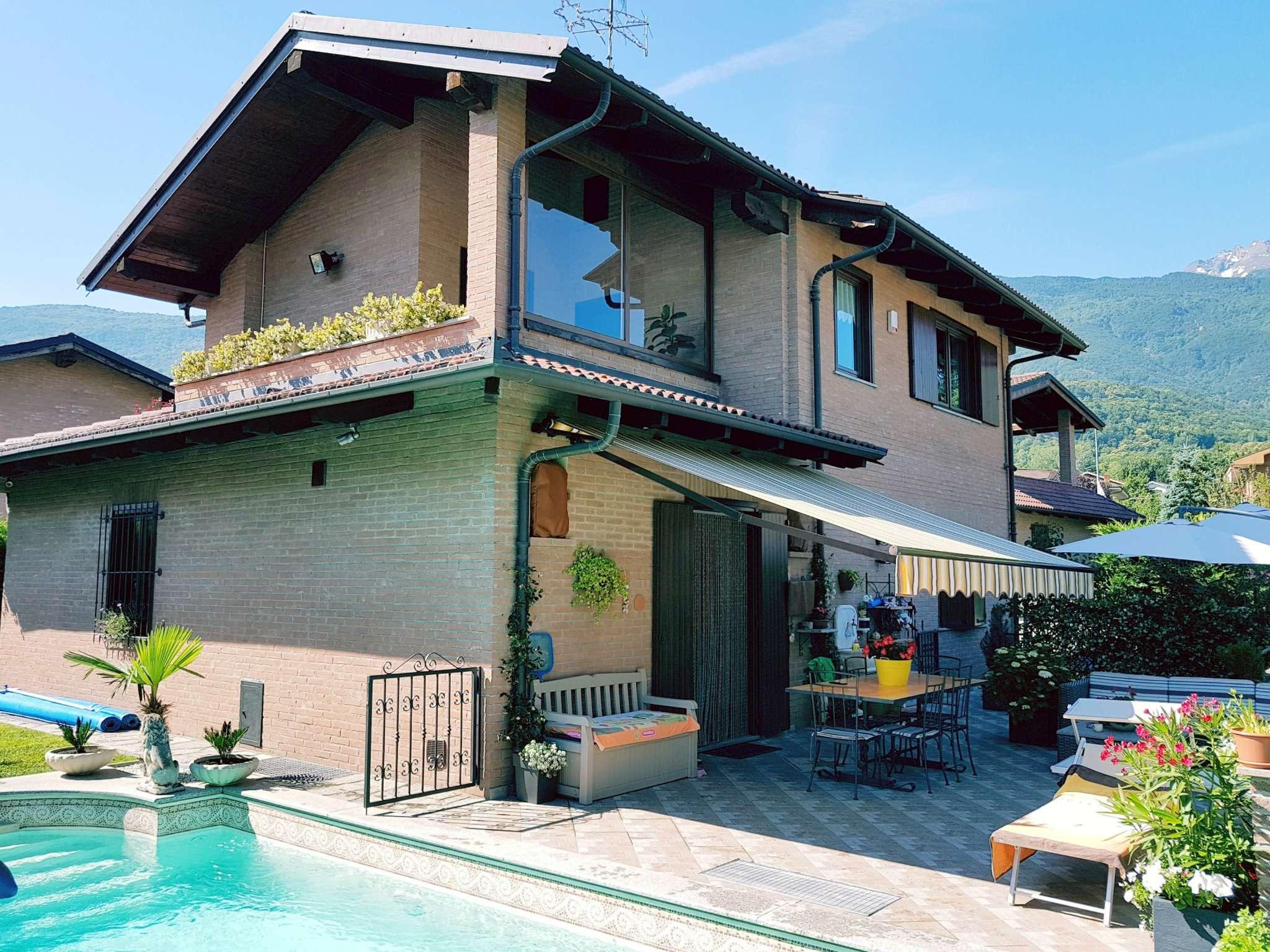 Foto 1 di Villa Unifamiliare via Susa, San Giorio Di Susa