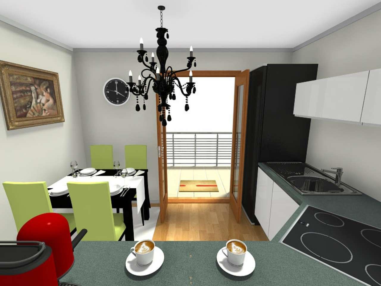 Appartamento in vendita a Pinerolo, 2 locali, prezzo € 95.000 | Cambio Casa.it