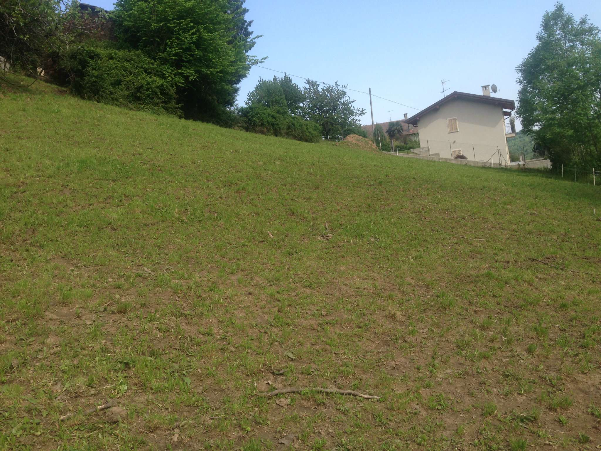Terreno residenziale in Vendita a Porte: 800 mq