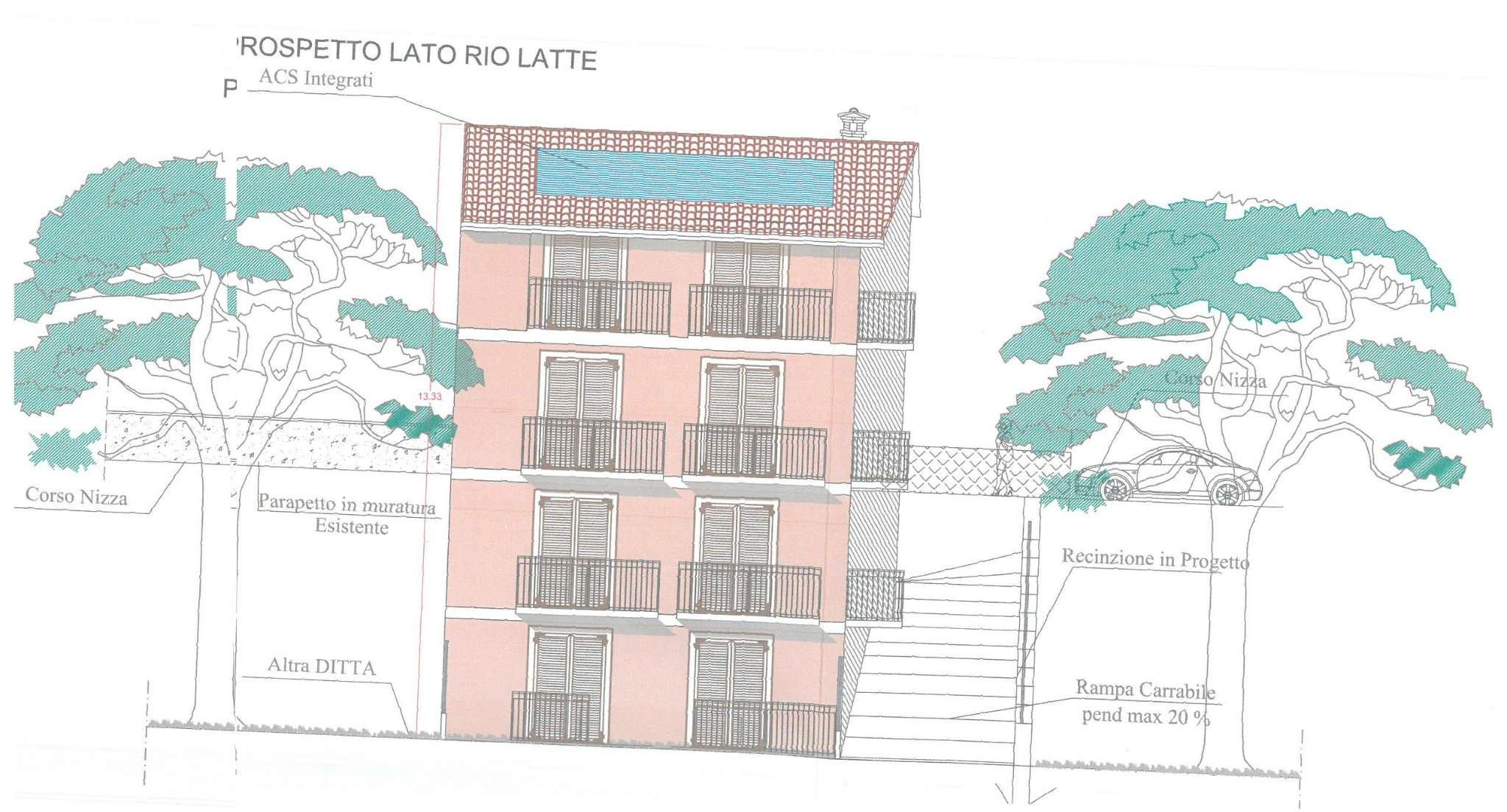 Terreno residenziale in Vendita a Ventimiglia: 300 mq