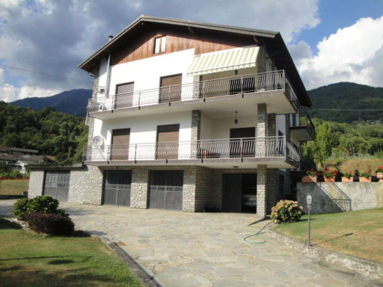 Appartamento in Vendita a Perosa Argentina Centro: 4 locali, 136 mq