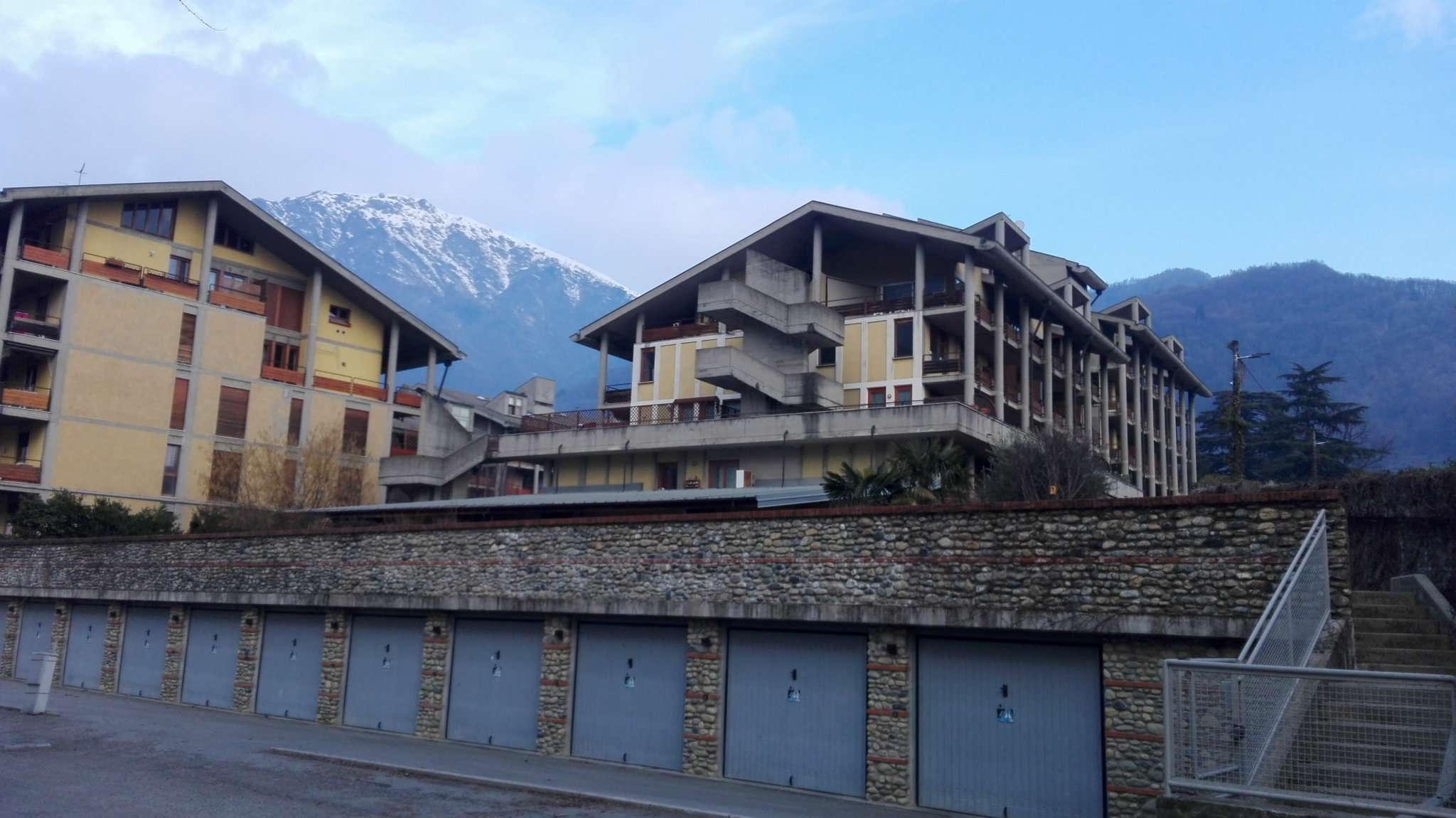 Foto 1 di Bilocale corso Jacopo Lombardini 1, Torre Pellice
