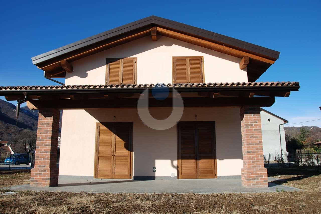 Villa in Vendita a Cumiana: 4 locali, 135 mq