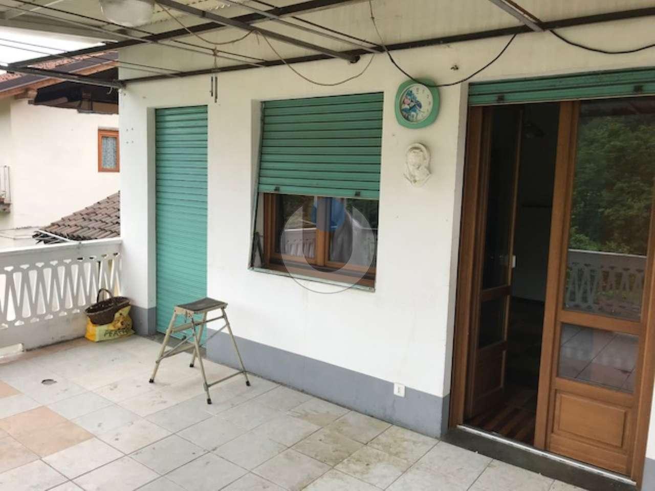 Foto 1 di Porzione di casa via Roma  16, San Pietro Val Lemina