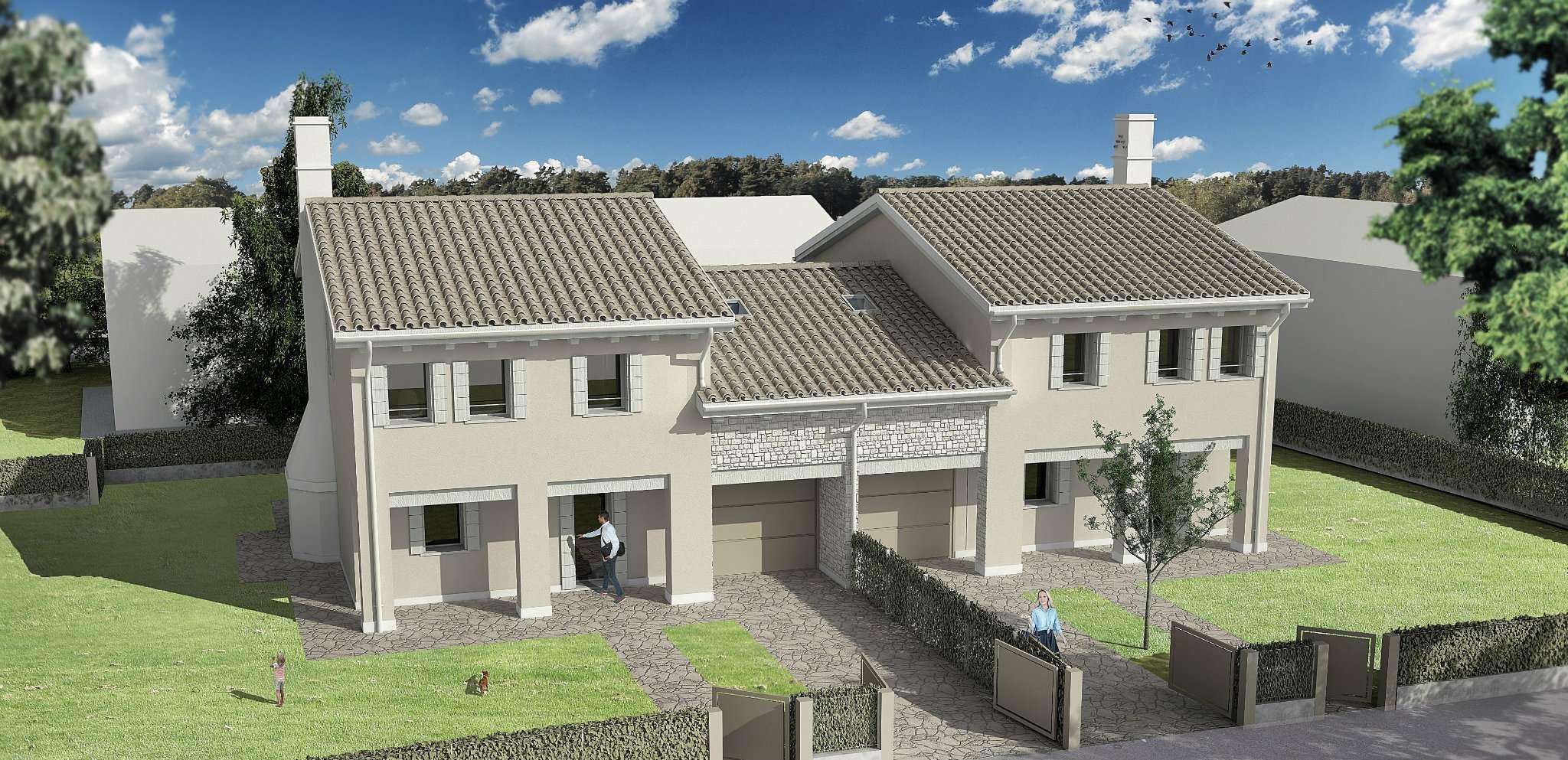 Villa in vendita a Salzano, 7 locali, prezzo € 310.000 | CambioCasa.it
