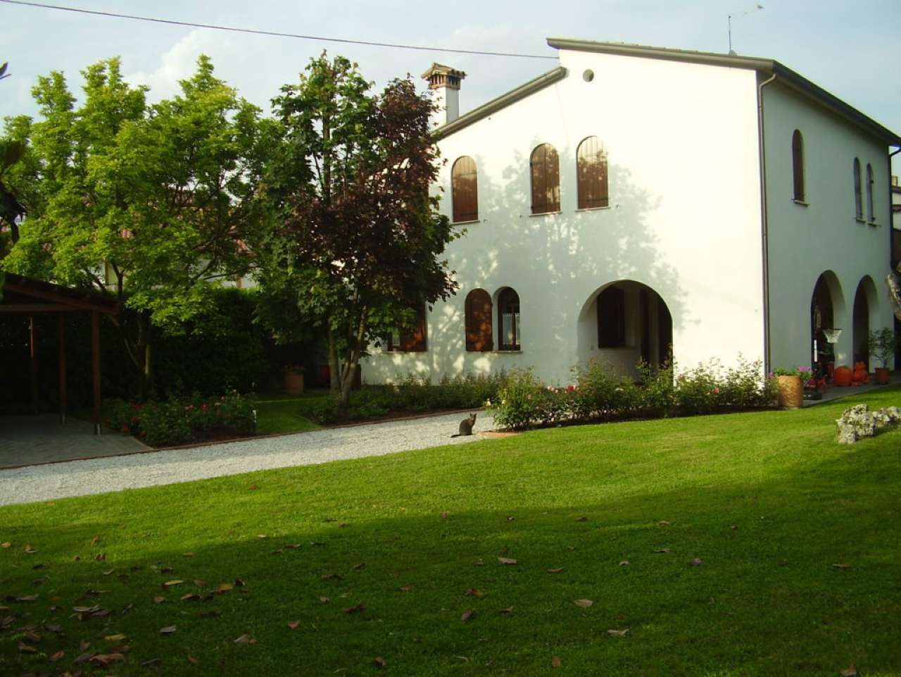 Rustico / Casale in vendita a Grantorto, 16 locali, prezzo € 320.000 | CambioCasa.it