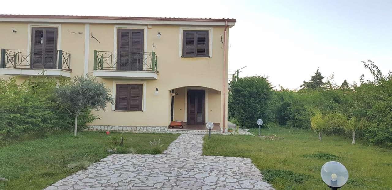 Villa in Vendita a Carini Periferia:  5 locali, 180 mq  - Foto 1