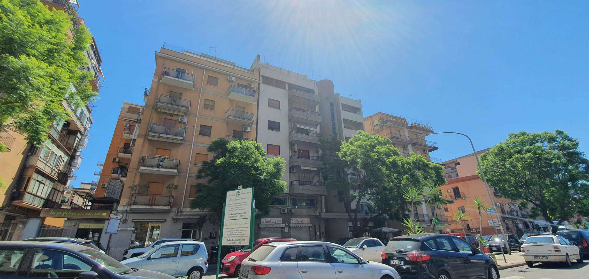 Ufficio-studio in Affitto a Palermo Periferia: 2 locali, 45 mq