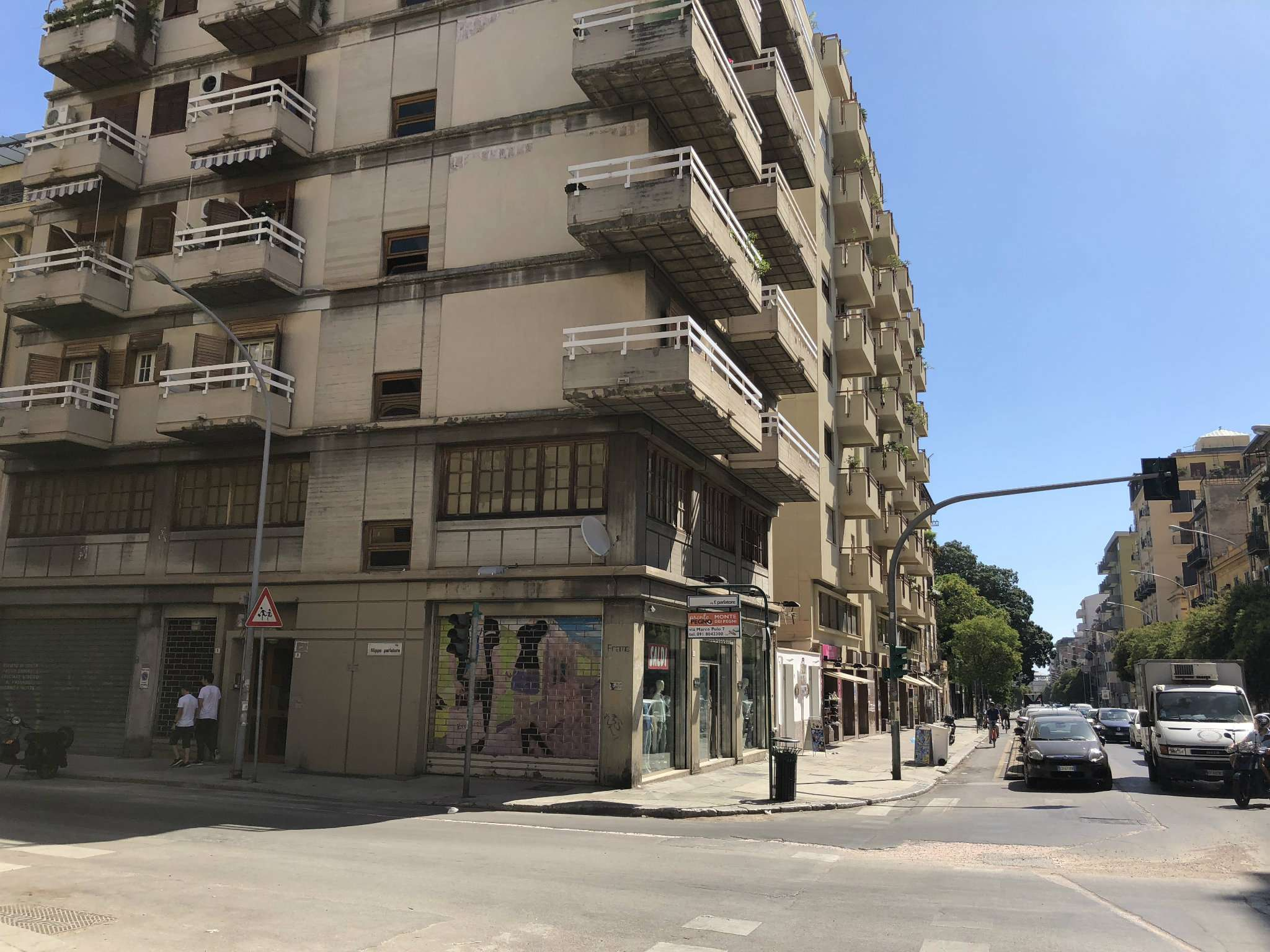 Appartamento in Affitto a Palermo: 3 locali, 85 mq