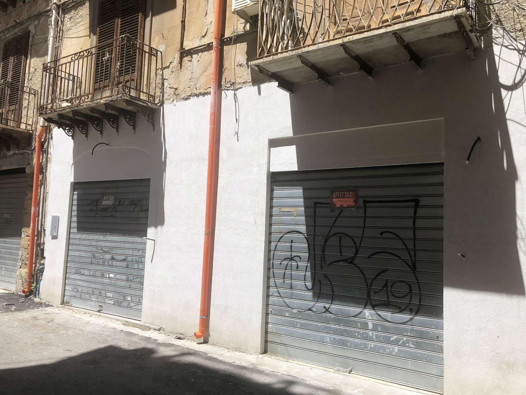 Negozio-locale in Affitto a Palermo: 1 locali, 28 mq