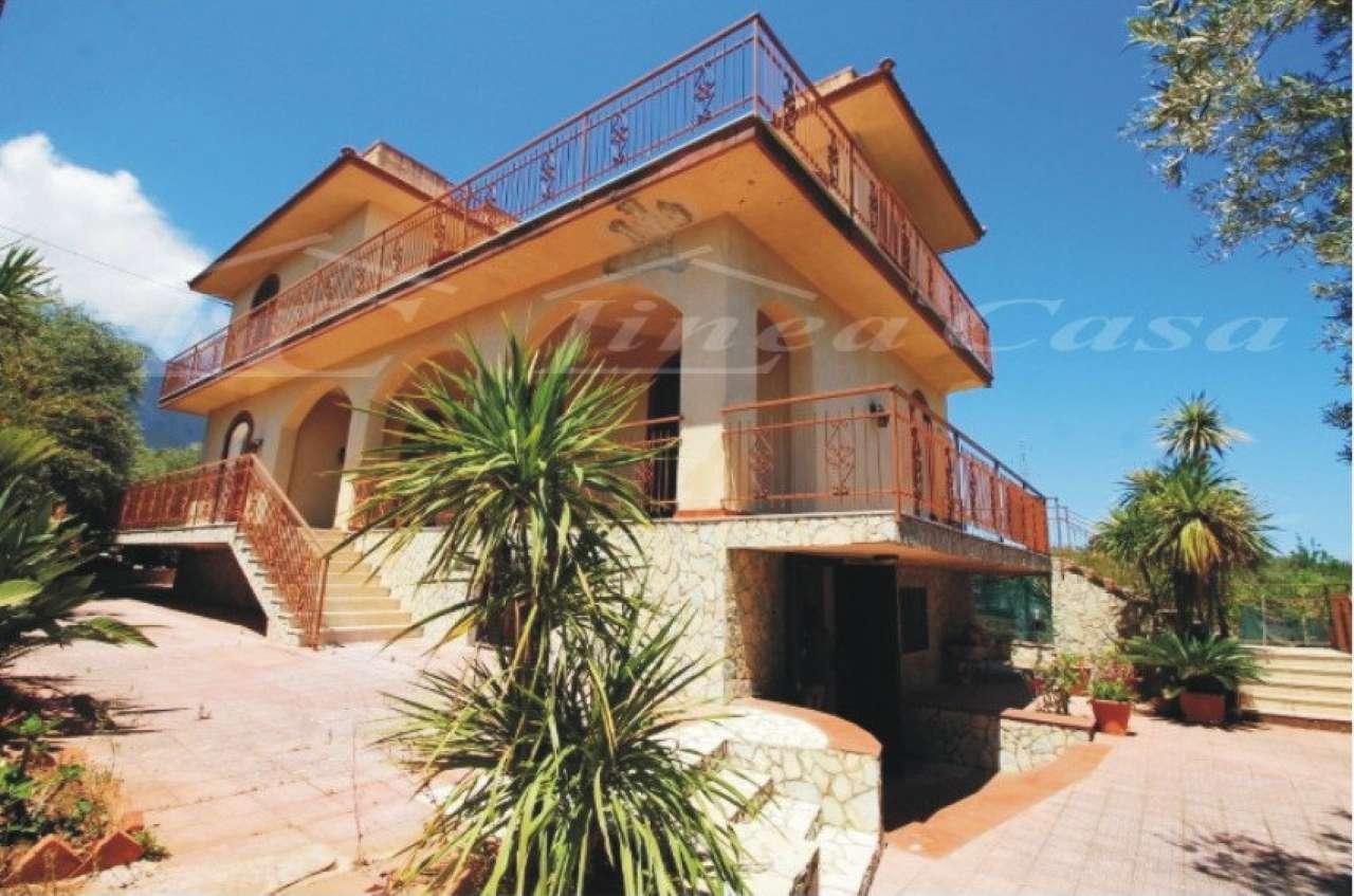 Villa in vendita a Trabia, 9 locali, prezzo € 260.000 | CambioCasa.it