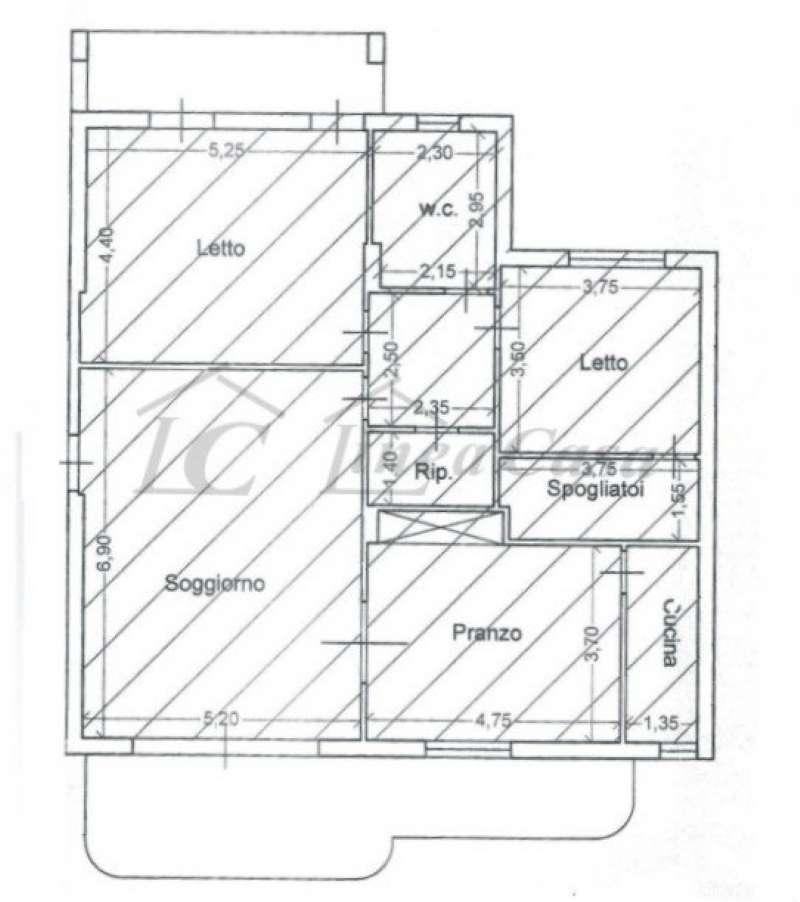 Appartamento in vendita a Ficarazzi, 3 locali, prezzo € 165.000 | CambioCasa.it