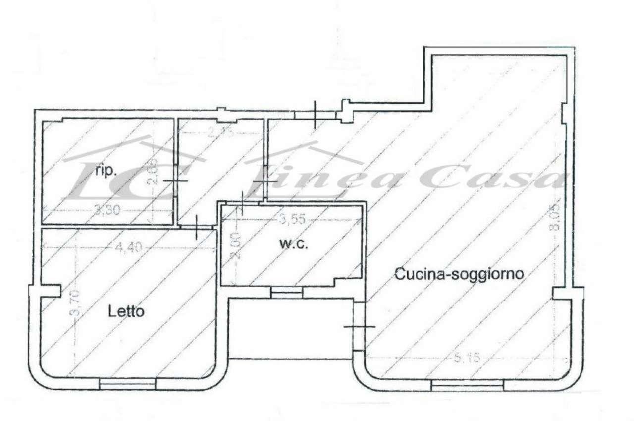 Appartamento in vendita a Ficarazzi, 2 locali, prezzo € 118.000 | CambioCasa.it