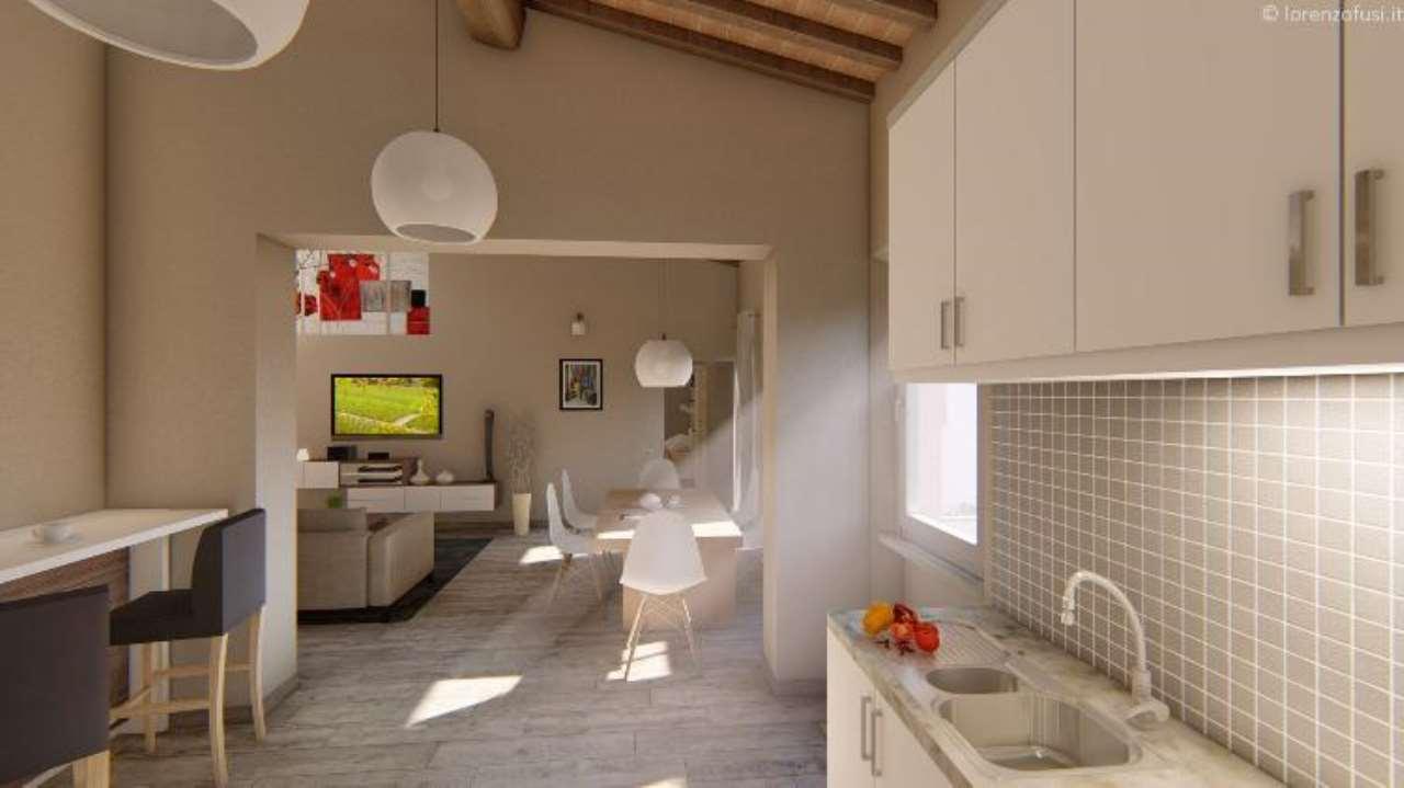 Appartamento in vendita 5 vani 140 mq.  piazza Acciaiuoli Firenze