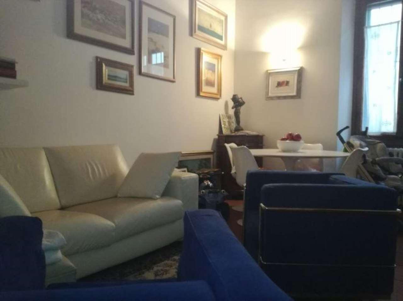 Appartamento in vendita 3 vani 60 mq.  via gioberti Firenze