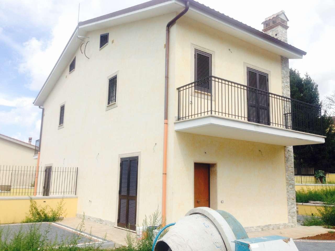 Villa in vendita a Rocca Priora, 4 locali, prezzo € 239.000 | CambioCasa.it