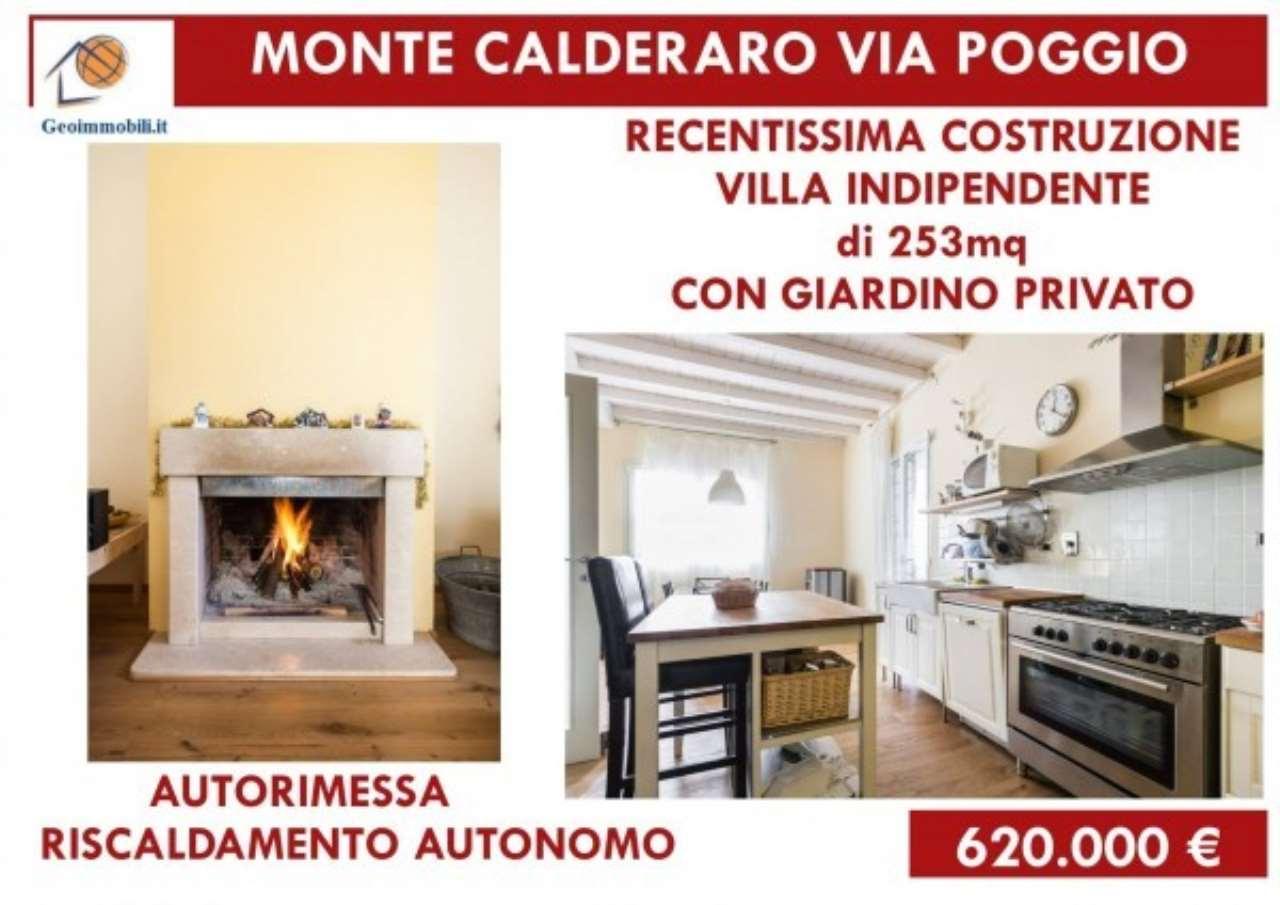 Villa in vendita a Ozzano dell'Emilia, 6 locali, prezzo € 620.000 | Cambio Casa.it