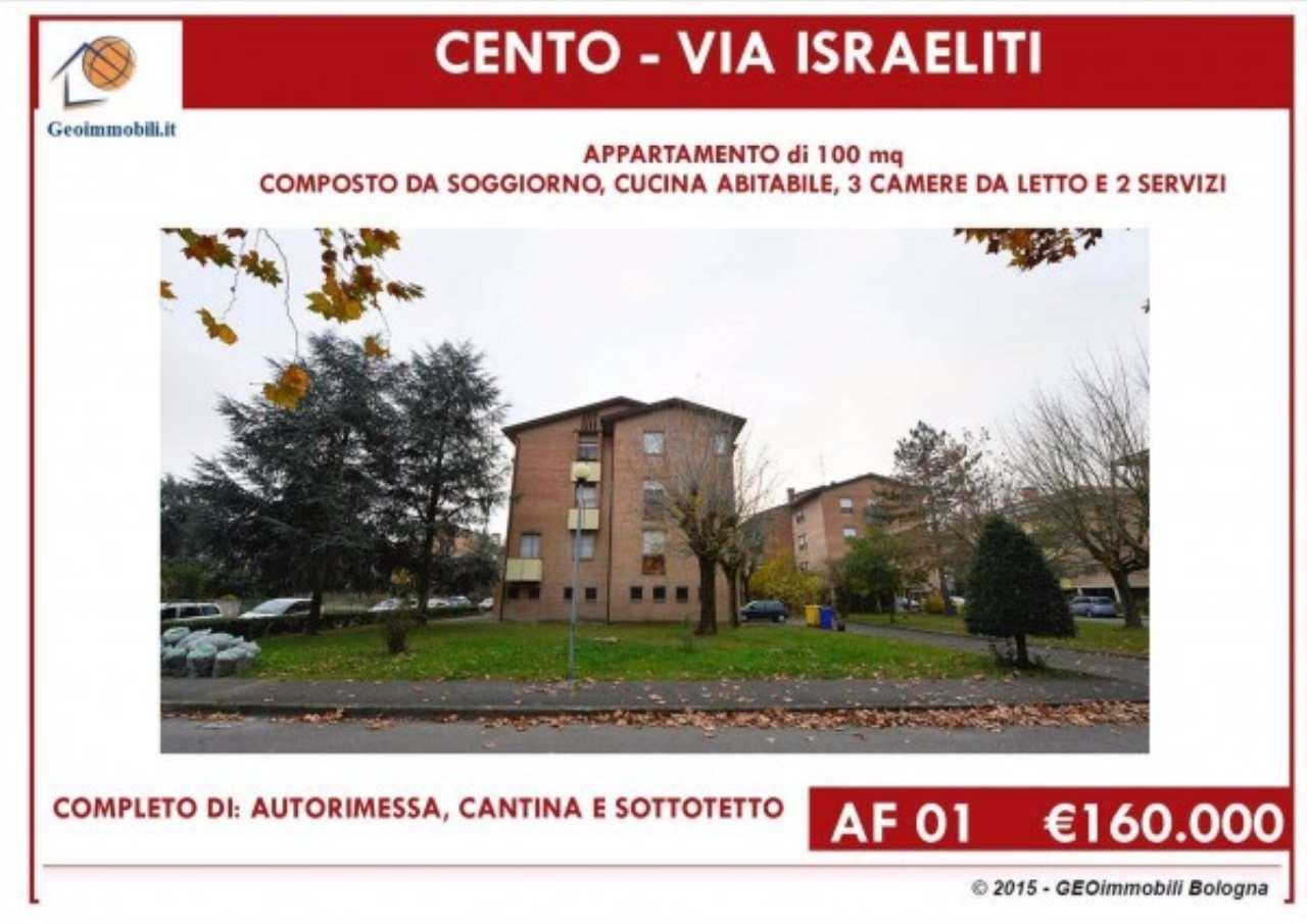 Appartamento in vendita a Cento, 9999 locali, prezzo € 160.000 | Cambio Casa.it
