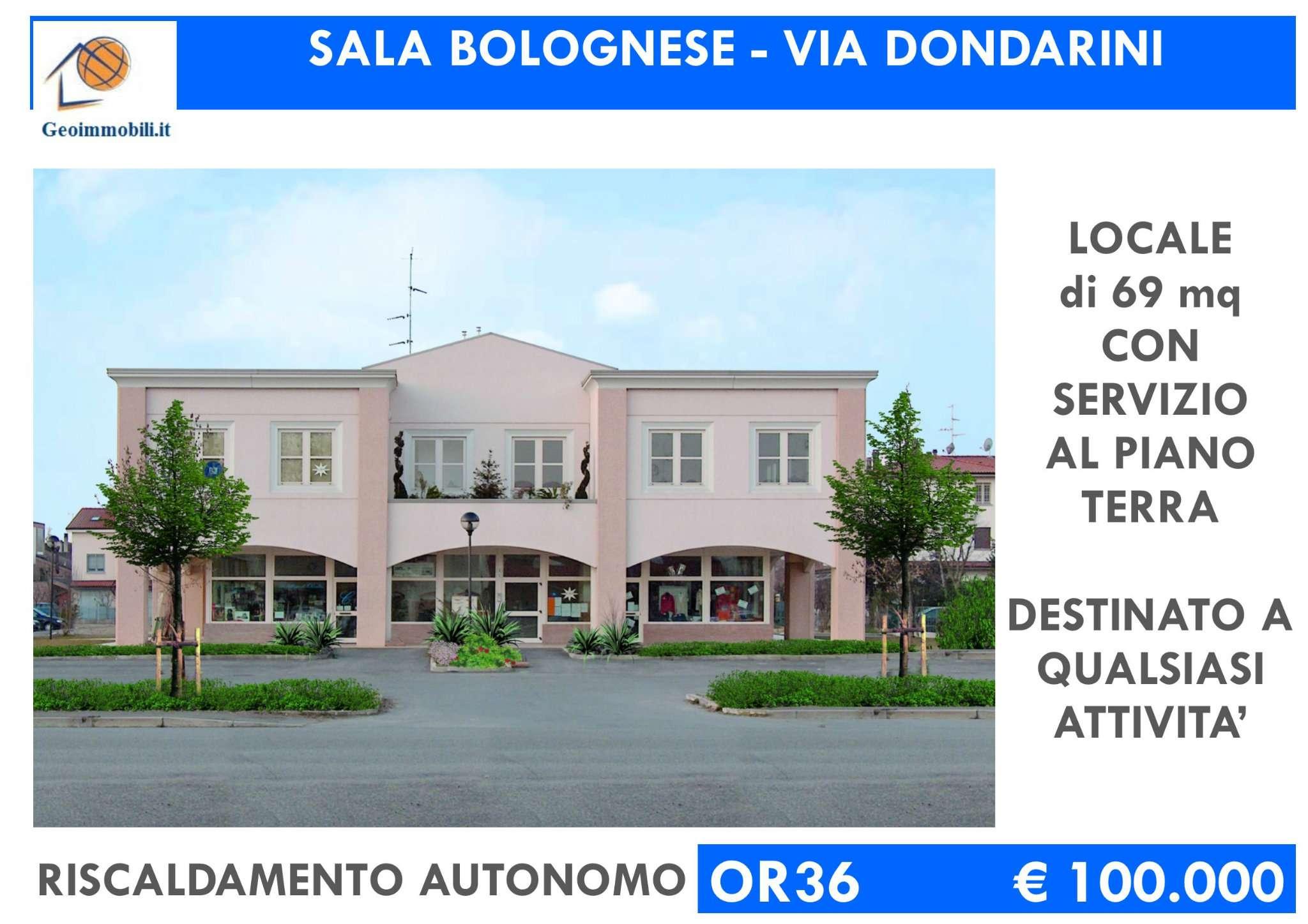 Ufficio / Studio in vendita a Sala Bolognese, 1 locali, prezzo € 100.000 | Cambio Casa.it
