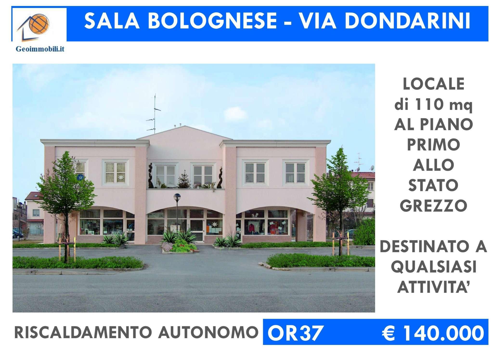 Ufficio / Studio in vendita a Sala Bolognese, 1 locali, prezzo € 140.000 | Cambio Casa.it