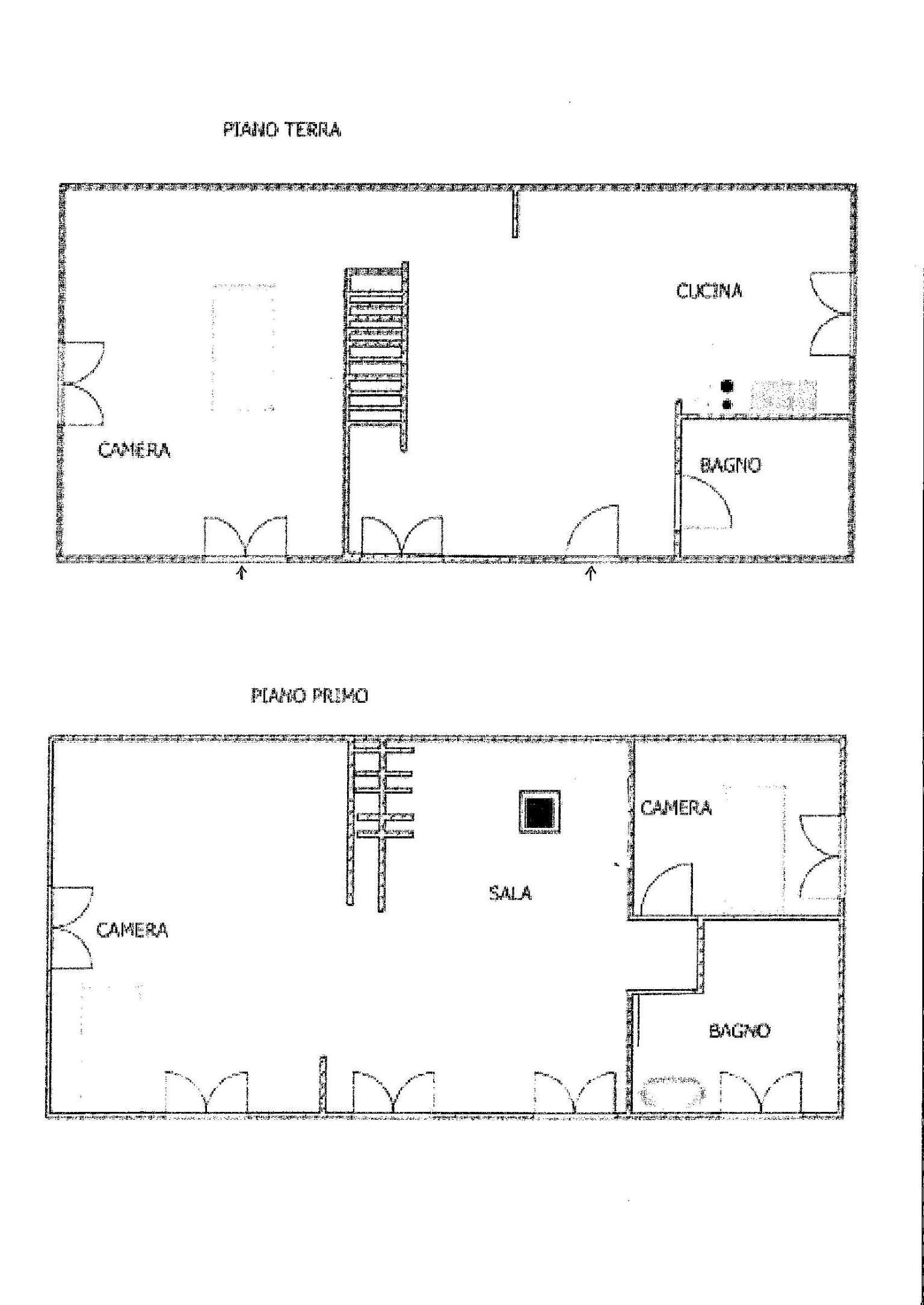 Soluzione Indipendente in vendita a Pianoro, 7 locali, prezzo € 245.000 | CambioCasa.it