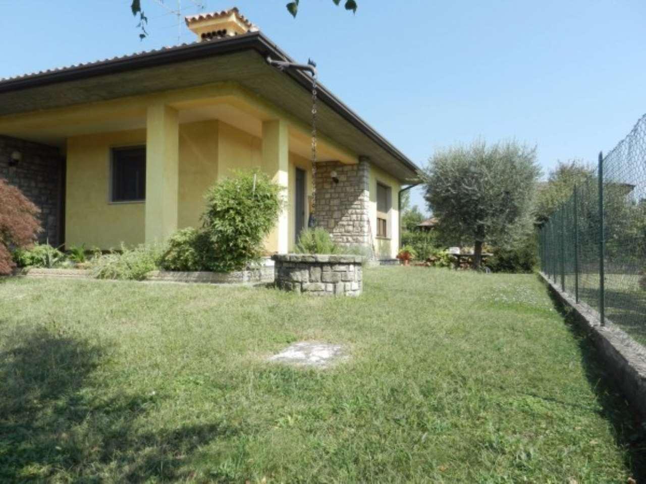 Villa in vendita a Nuvolera, 2 locali, prezzo € 295.000   CambioCasa.it