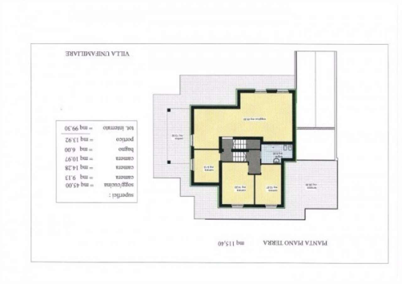 Villa gavardo vendita 215 mq - Immobile non soggetto all obbligo di certificazione energetica ...