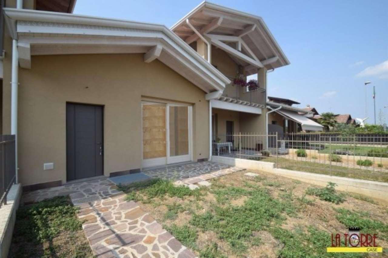Appartamento in vendita a Calcio, 3 locali, prezzo € 198.000 | CambioCasa.it