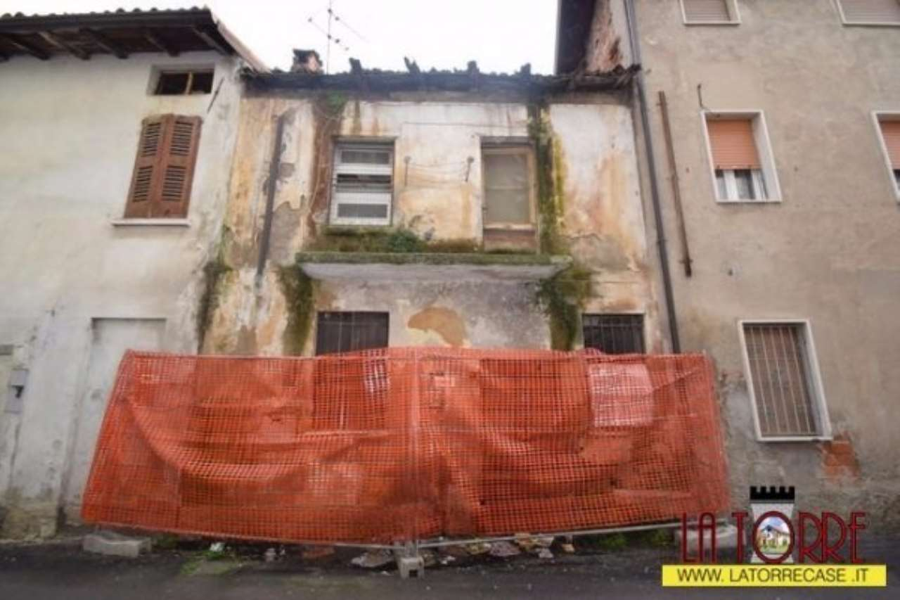 Soluzione Indipendente in vendita a Orzinuovi, 2 locali, prezzo € 60.000 | Cambio Casa.it