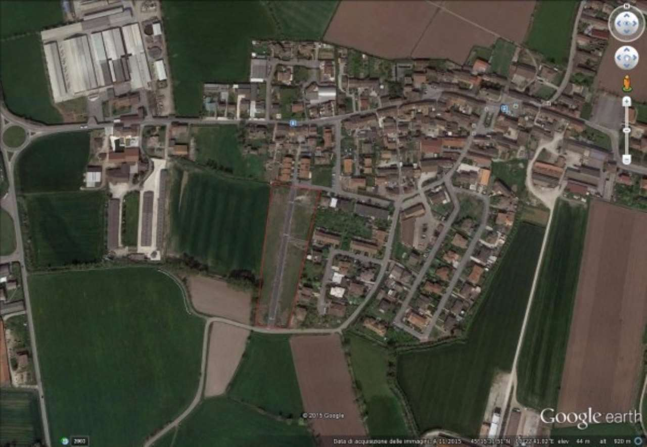 Terreno Edificabile Residenziale in vendita a Remedello, 9999 locali, prezzo € 88.000 | CambioCasa.it