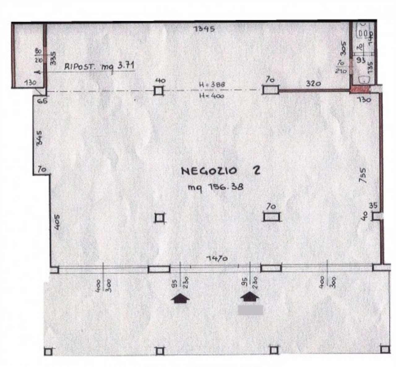 Negozio / Locale in vendita a Brescia, 3 locali, prezzo € 170.000 | Cambio Casa.it