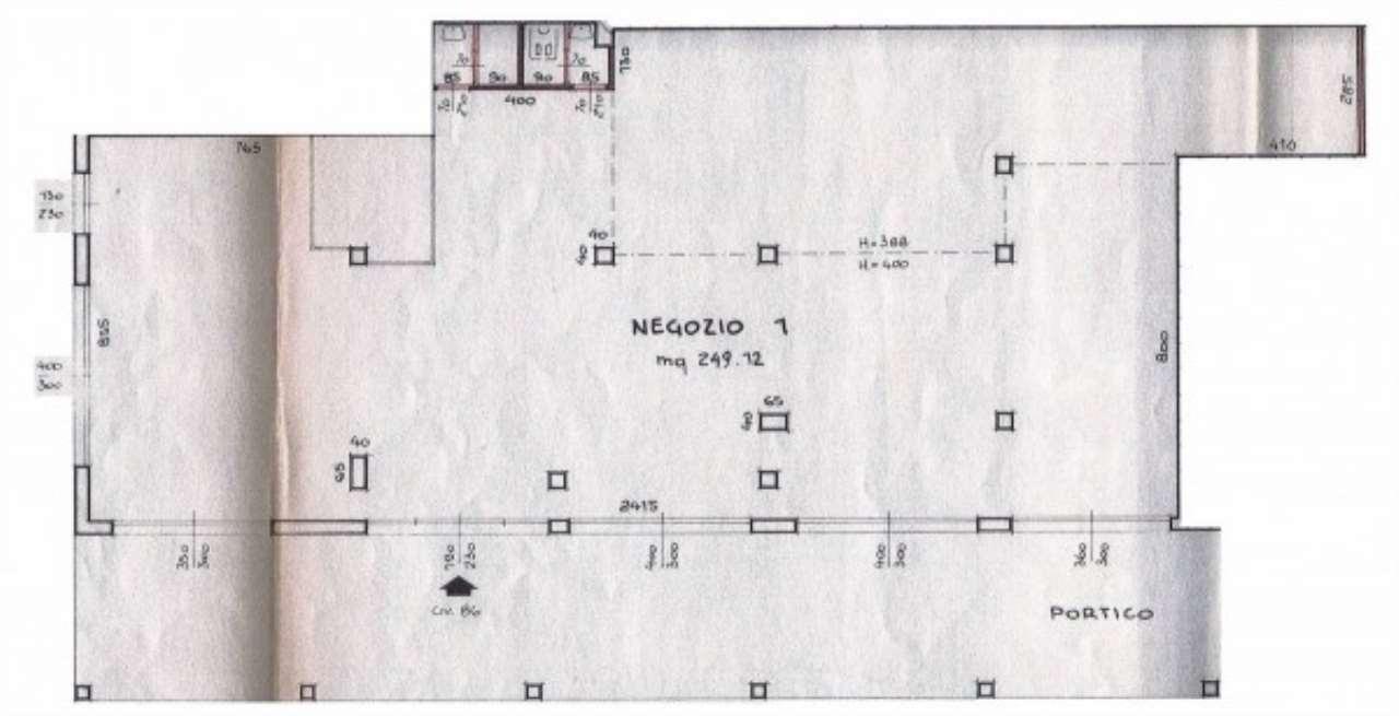 Negozio / Locale in vendita a Brescia, 1 locali, prezzo € 272.500 | Cambio Casa.it
